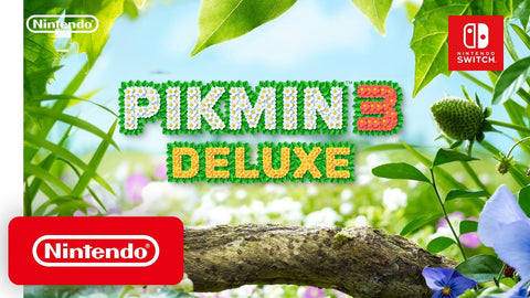 [Preorder] NSwitch Pikmin 3 Deluxe (Asian/MDE Version) - Kyo's Game Mart