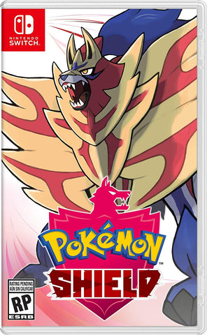 [PreOrder] NSwitch Pokemon Sword / Shield (US/Asian Version)
