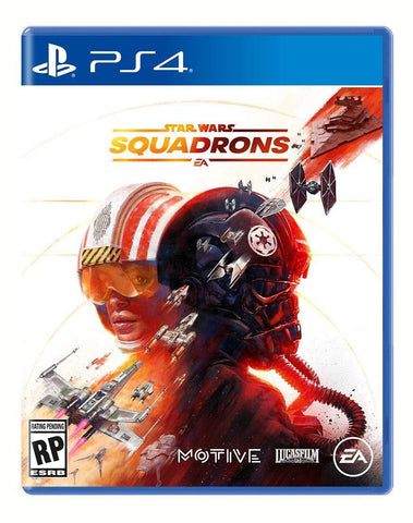 PS4 Star Wars Squadrons (R3 Version) - Kyo's Game Mart