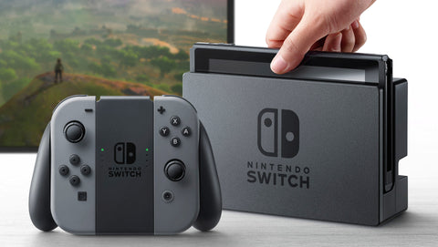 Nintendo Switch Console (Asian Version) - Kyo's Game Mart