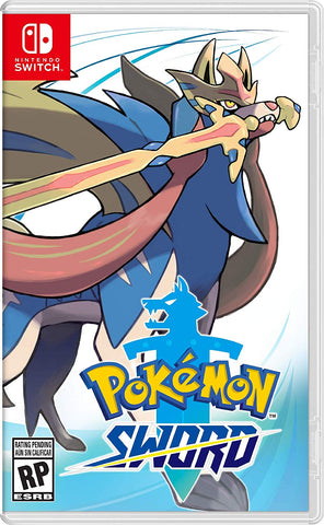 NSwitch Pokemon Sword / Shield (US/Asian Version)