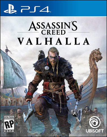 [Preorder] PS4 Assassin's Creed Valhalla (R3 Version) - Kyo's Game Mart