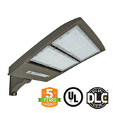 LED Street Light - 240W - Outdoor LED Direct Mount - 5 Year Warranty - With Shorting Cap - Green Light Depot