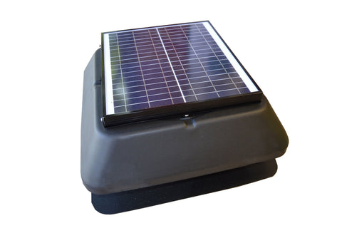 Solar Attic Fan - Greentek Energy Systems