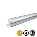 4ft 22W LED Integrated Tube - 2838 Lumen - (UL+DLC) - Green Light Depot