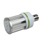 27W LED Corn Bulb - Bypass Ballast - Mogul Base (E39) - Fanless - 5700K - (UL+DLC) - Green Light Depot