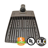 LED Street Light - 240W - Outdoor LED Slip Fitter Mount - 5 Year Warranty - With Shorting Cap - Green Light Depot