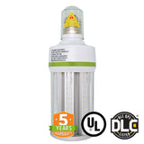 36W LED Corn Bulb - Bypass Ballast - Mogul Base (E39) - Fanless - 5700K - (UL+DLC) - Green Light Depot