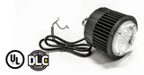 LED Low/High Bay - Aluminum - 5,000 Lumens - 50W - (DLC+UL) - Greentek Energy Systems