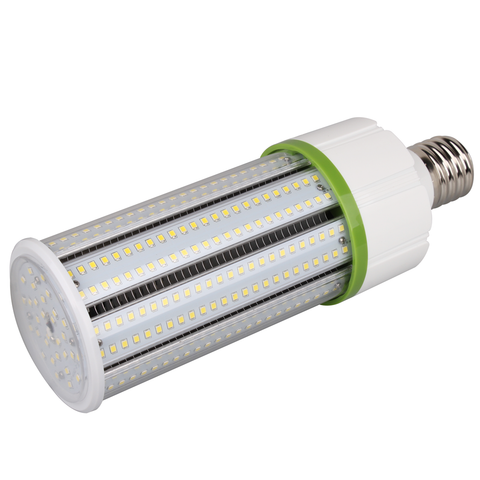 60W LED Corn Bulb - Mogul Base (E39) - (UL+DLC) - Greentek Energy Systems