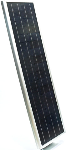 40W Solar LED Pathway And Street Light - Greentek Energy Systems