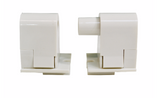Pair of Tombstone Sockets For Fa8 8ft Tube Lights - Greentek Energy Systems - 4