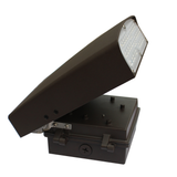30W LED Wall Pack Light - WPK Series - Dark Sky (UL + DLC)