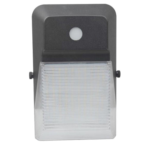 15W LED Mini Wall Pack Light - (UL + DLC) - Green Light Depot