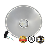 LED Low/High Bay - Aluminum - 5,000 Lumens - 50W - (DLC+UL)