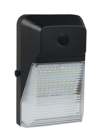 20W Mini LED Wall Pack Light - (UL + DLC) - Green Light Depot