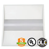 2' X 2' LED Troffer - 30W - Dimmable - Center Baskets Fixture - (UL + DLC) *Buy By The Box Promo* - Green Light Depot