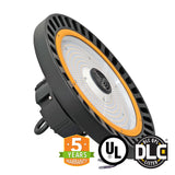 LED UFO High Bay - 100W - (UL+DLC) - Hook Mount - 5 Year Warranty - Green Light Depot