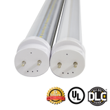 4ft 18W VersaT8 LED Tube - Ballast Compatible or Bypass - (UL+DLC)
