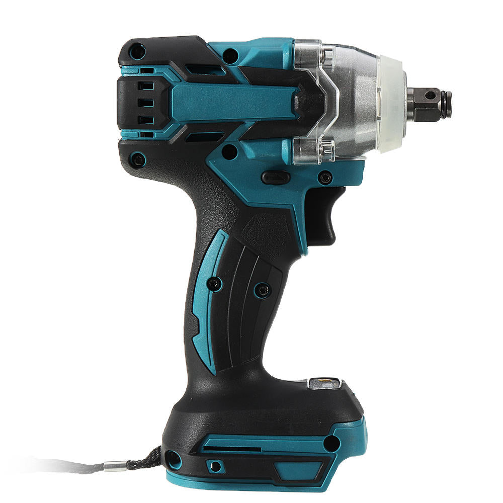 Coire™ 18V 520N.m Cordless Brushless Impact Wrench Stepless with Speed Change Switch