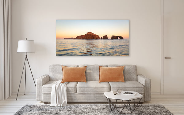 Canvas Photo Art for the Living Room