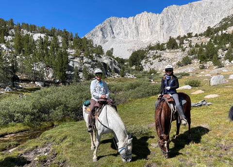 """On Horseback with the """"Art of Seeing"""" Photo Workshop in the High Sierras"""