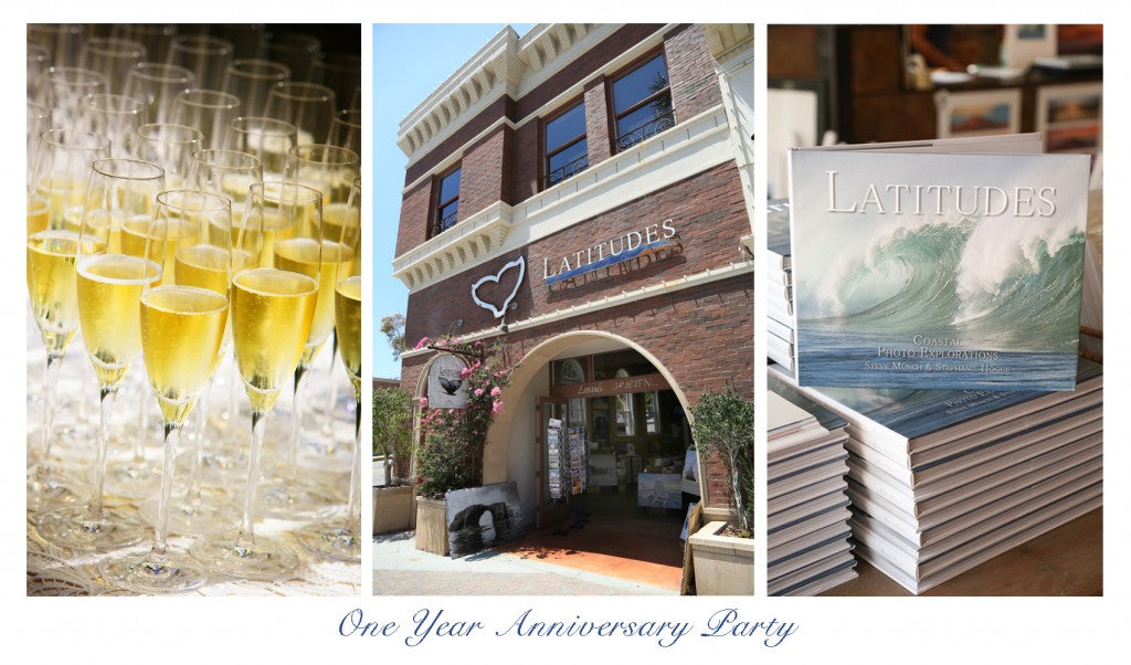 Celebrate with us for our one year anniversary in downtown Ventura