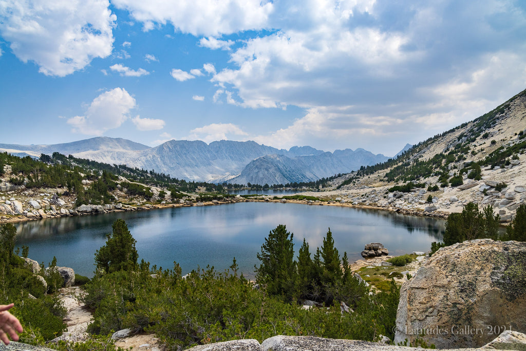 Upper Lake View in the Sierras