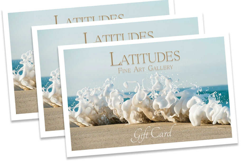 Gift Card Latitudes Gallery