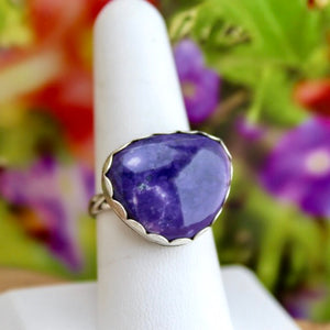 Tiffany Stone & Sterling Silver Ring
