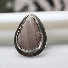 Load image into Gallery viewer, Polychrome Jasper & Sterling Silver Ring