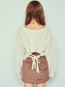 SHORT USUAL KNIT