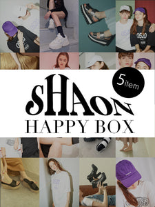 SHAON HAPPY BOX※数量限定