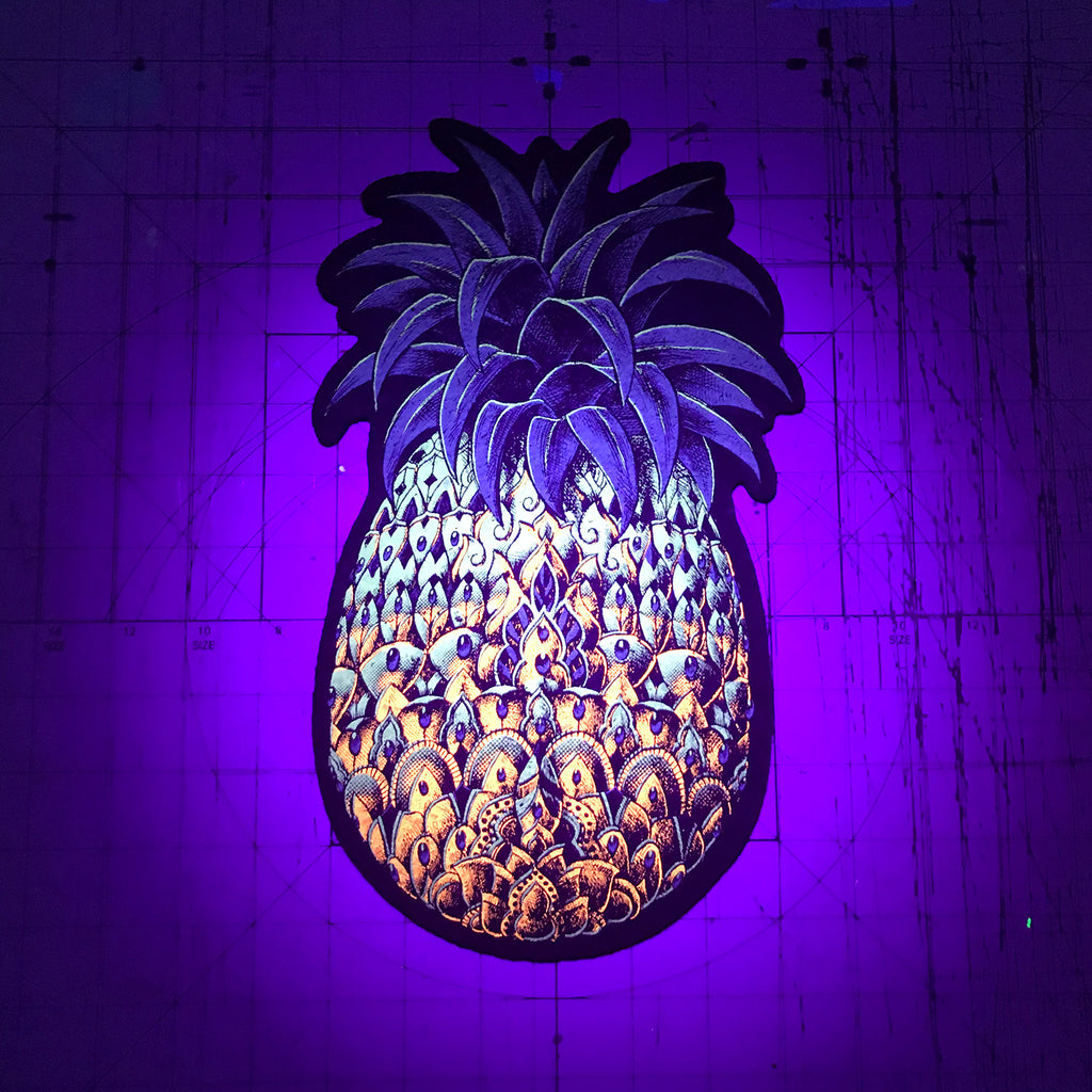 """Pineapple"" by Bioworkz"