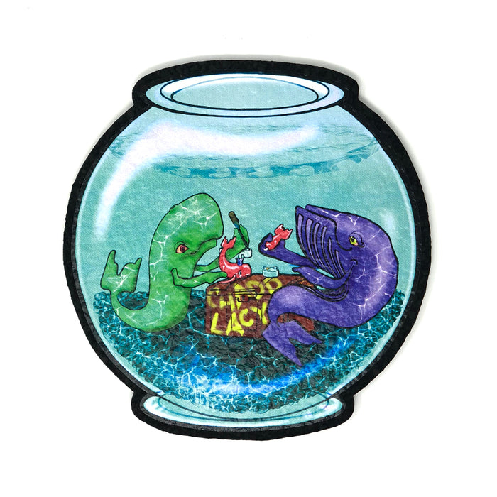 Chadd Lacy Fish Bowl