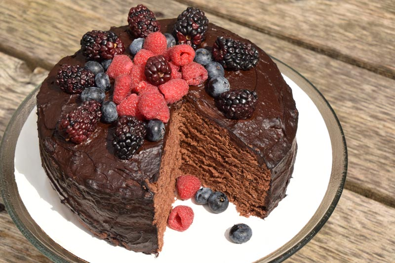 Flavour with Benefits Chocolate Dream Cake