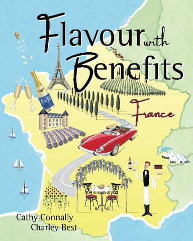 Flavour with Benefits - France (Book)