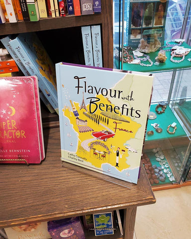 Flavour with Benefits: France displayed at Harmony Grocery