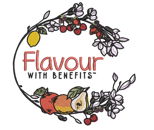 Flavour with Benefits Bib Aprons with Pockets