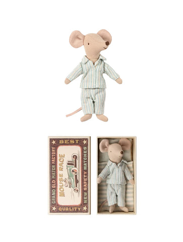 Maileg Big Brother Mouse in Pyjamas - gifst-for-little-ones