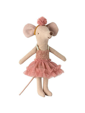 Maileg Big Sister Dance Mouse - Mira Belle (16-0604-00)