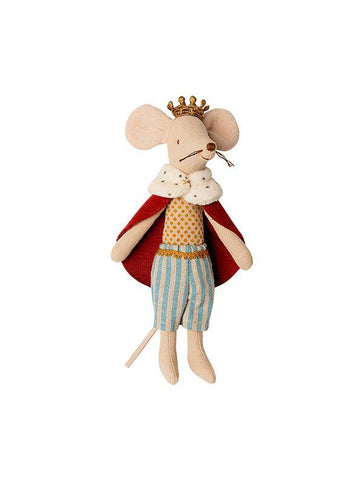 Maileg King Mouse -(15cm) - New 2020