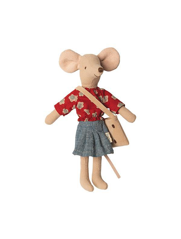 Maileg Mum Mouse - Mother Size 15cm (16-0744-00)