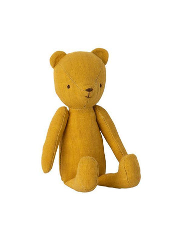 Maileg Teddy Junior - Lime Yellow (16-0802-00)