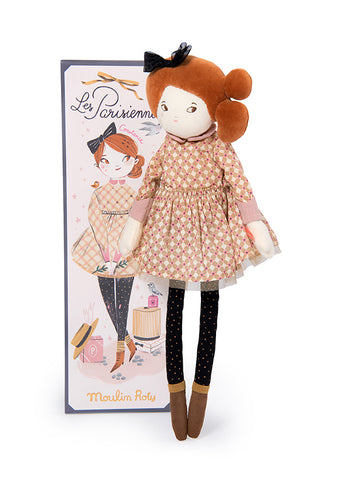 Moulin Roty Les Parisiennes Madame Constance Doll (642509)