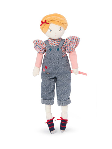 Moulin Roty Les Parisiennes Mademoiselle Eglantine Soft Doll - 2020