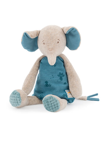 Moulin Roty Sous Mon Baobab Bergamote Elephant Soft Toy (6690201)