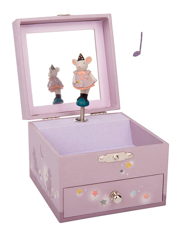 711351 Moulin Roty Il Etait Une Fois Musical Jewellery Box