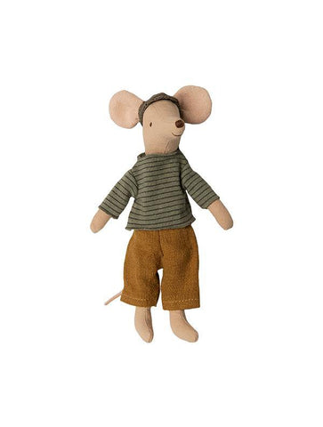 Maileg Dad Mouse 16-0745-00 (Father Size 15cm) - New Maileg 2020