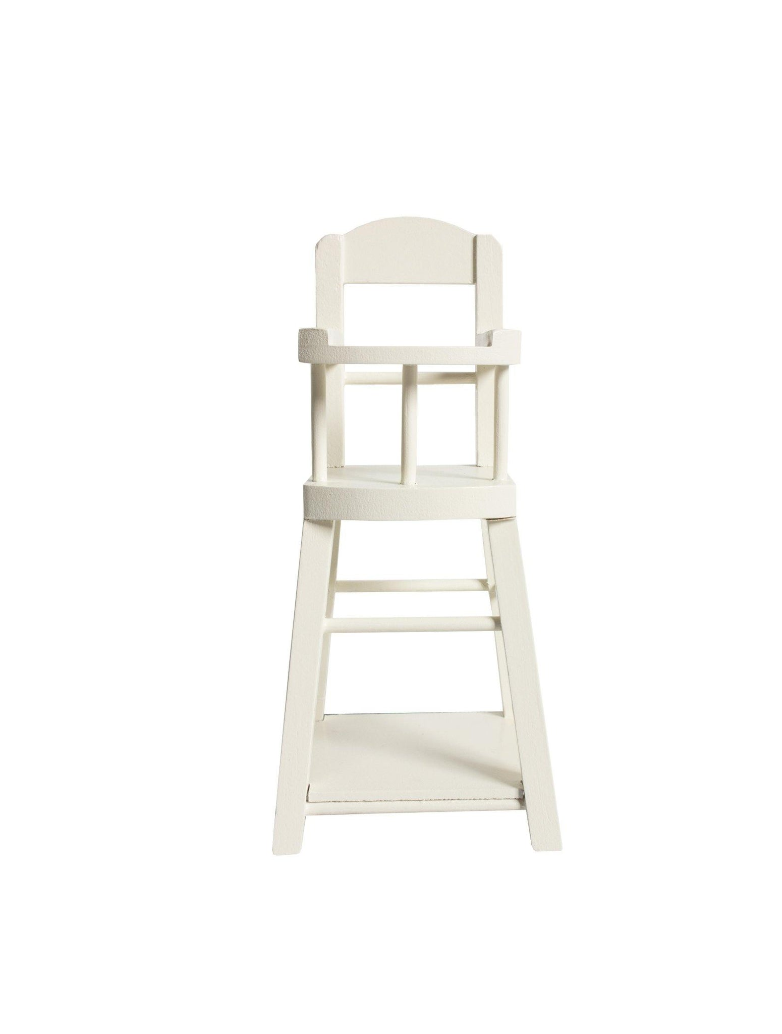 11-5034-00 Maileg Micro Wooden Highchair